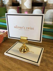 Olivers Twist
