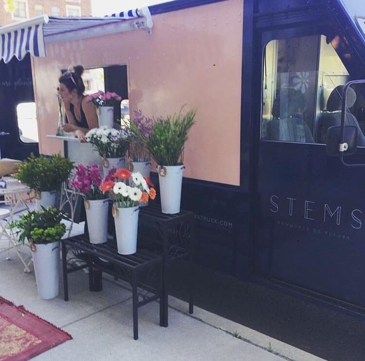 STEMS Flower Truck