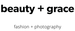 beauty + grace logo