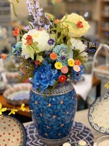 Out of the Blue Polish Pottery