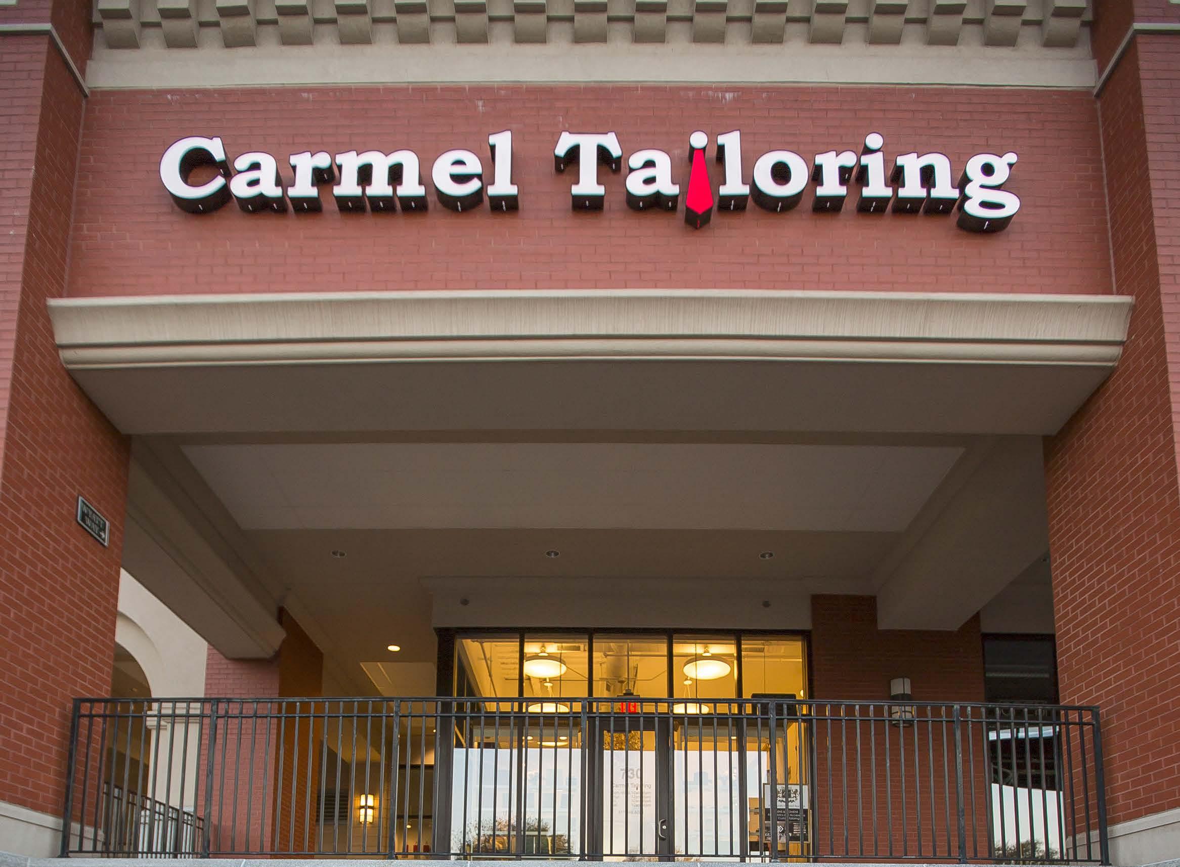Carmel Tailoring Zegna Fall Trunk Show