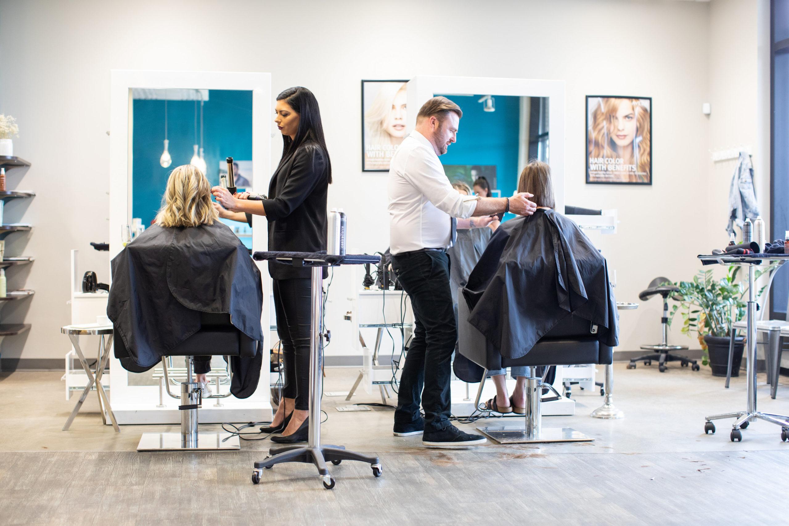 Pure Concepts Salon Carmel City Center