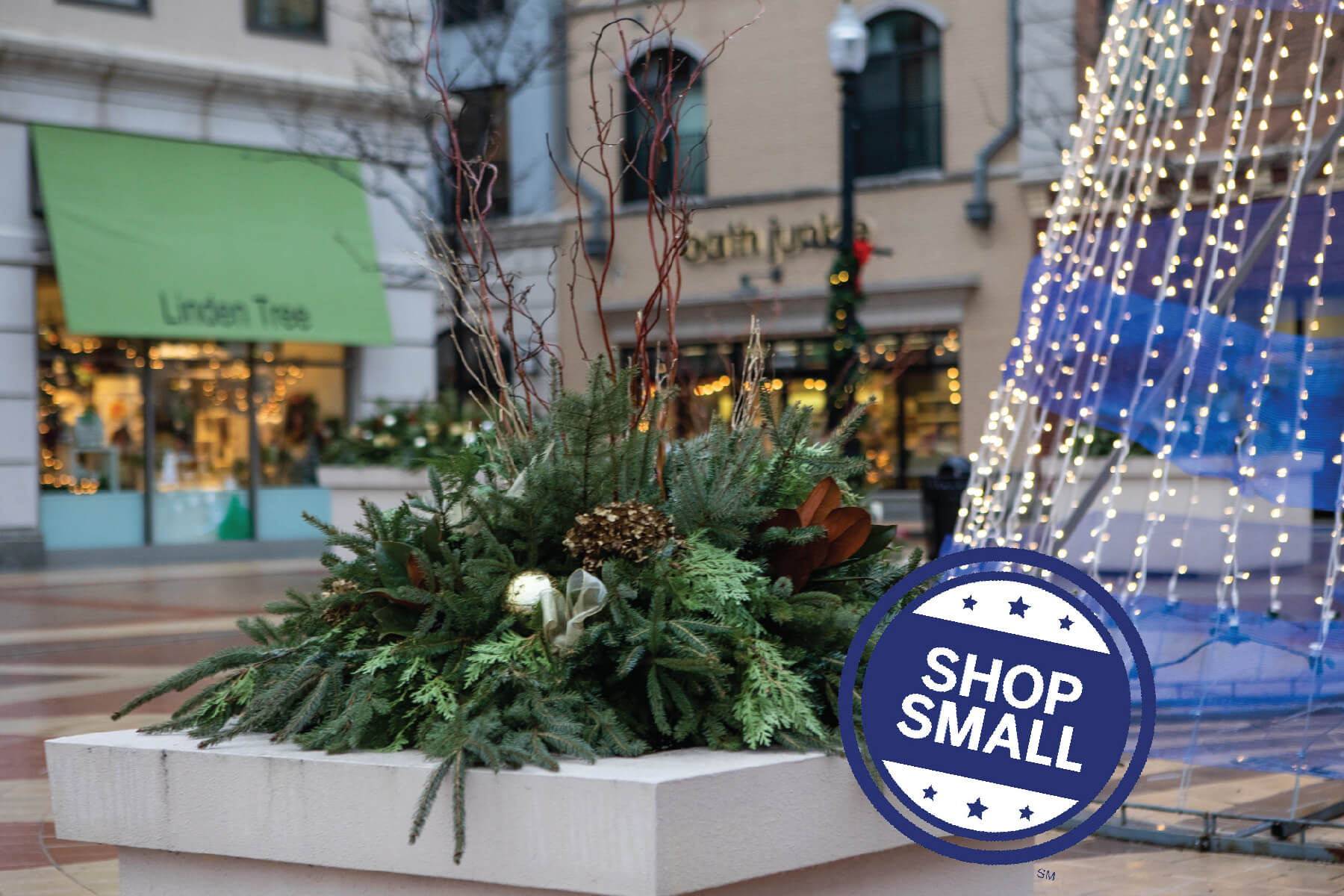 Wine Down & Shop Small – Holiday Edition