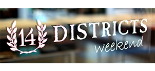 14 Districts Weekend