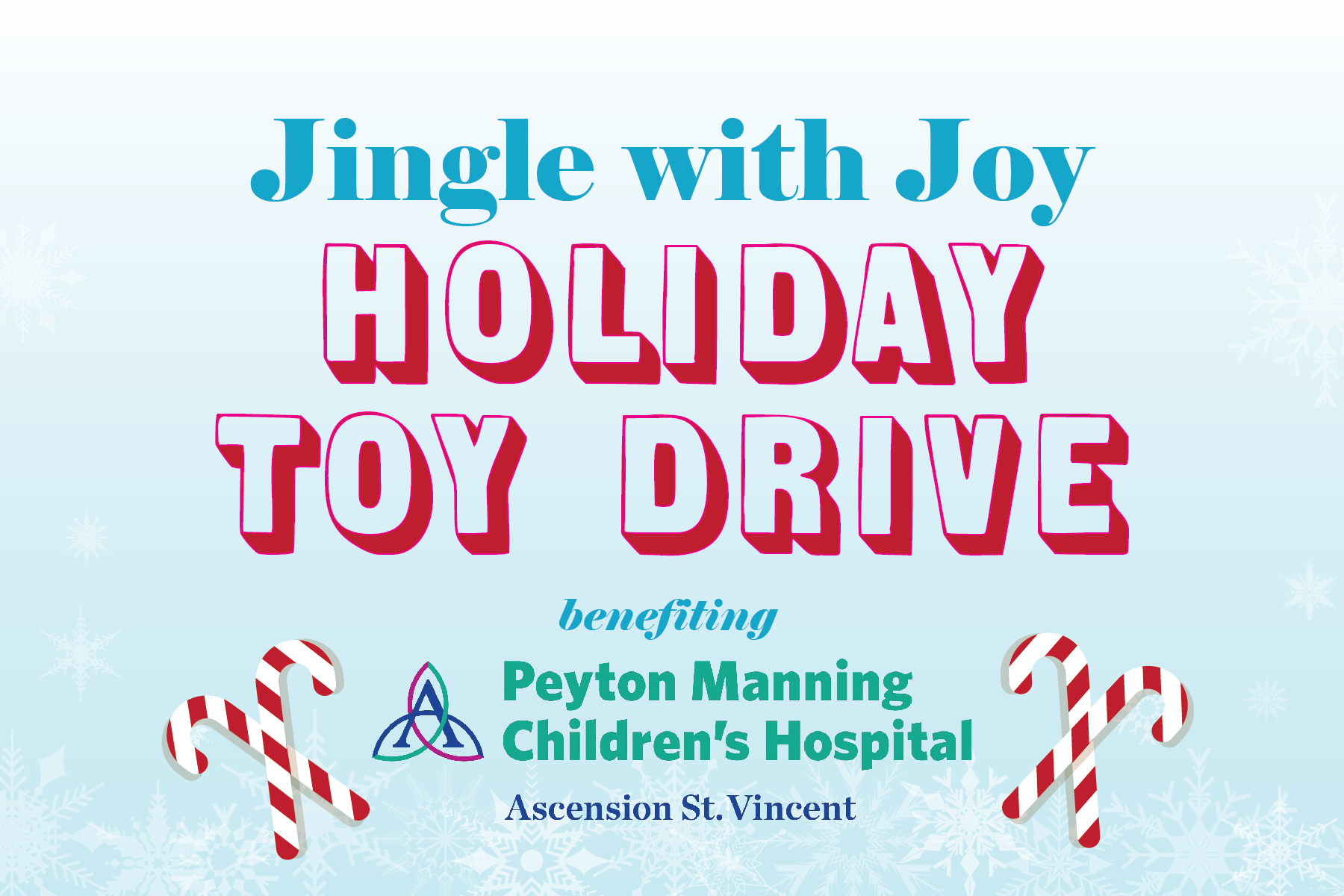 Jingle with Joy Holiday Toy Drive