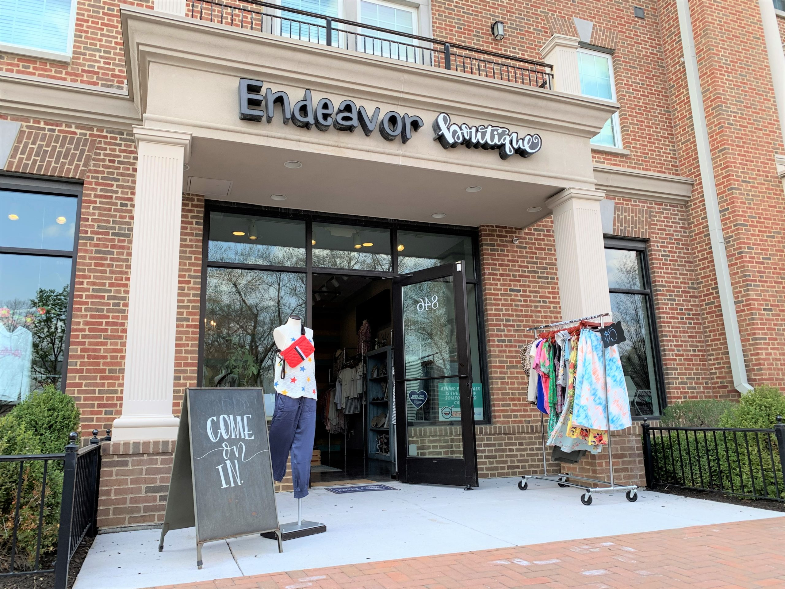 Celebrating 5 Years with Endeavor Boutique